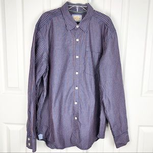 Tommy Bahama Jeans Button Down Shirt Size L